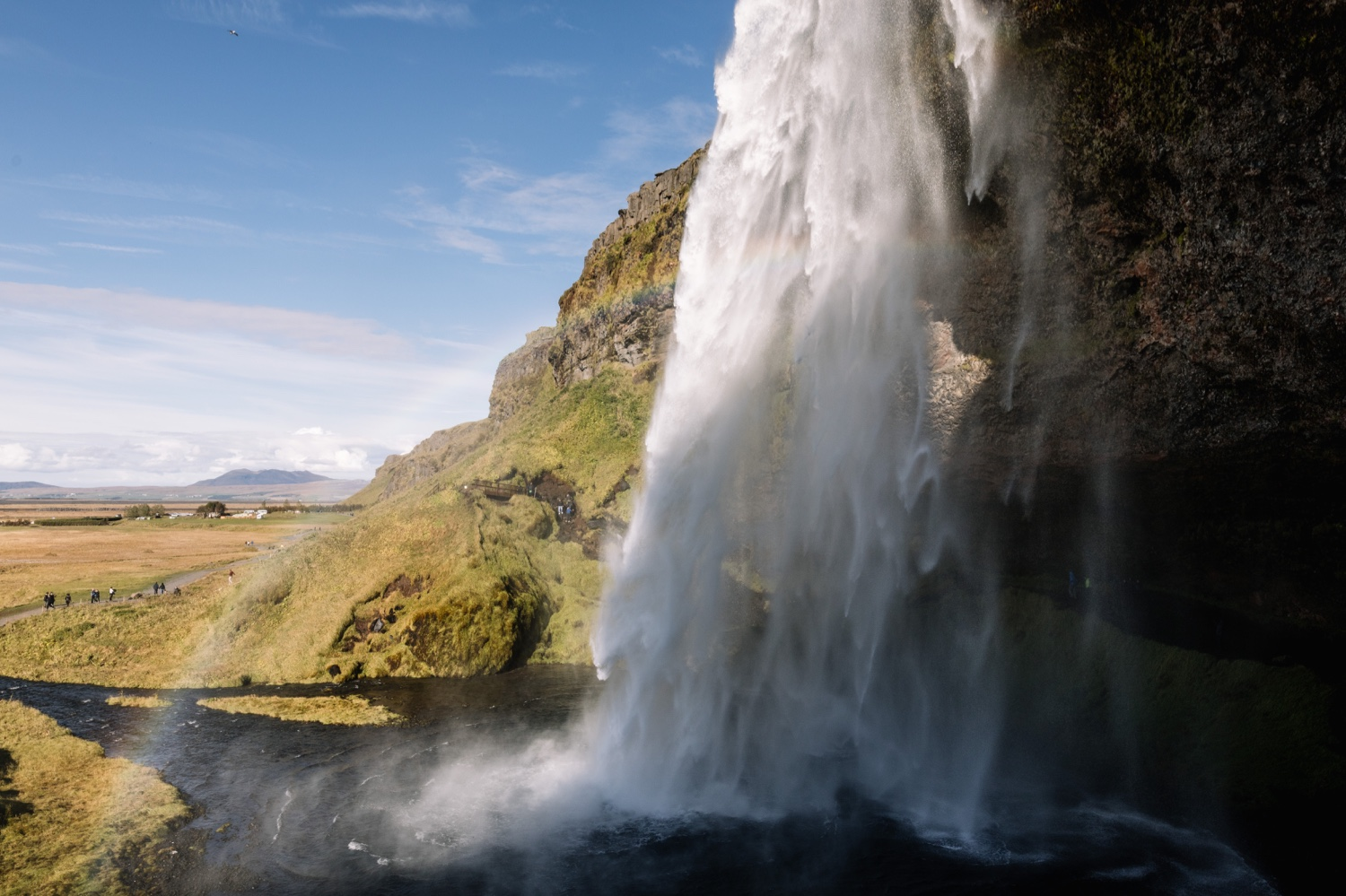 Seljalandsfoss destination wedding photographer