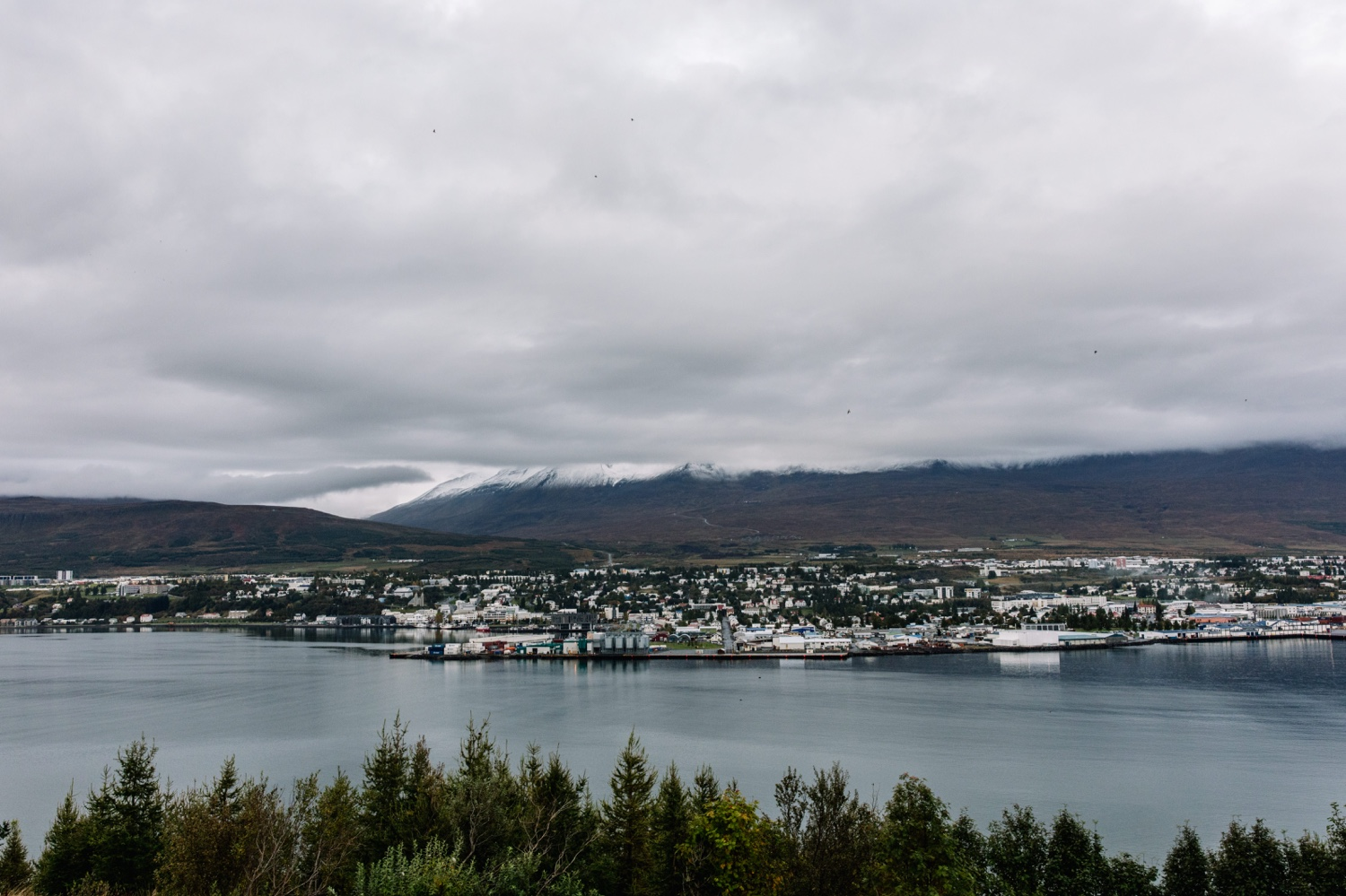 Akureyri Iceland - Ring Road by Camper Van