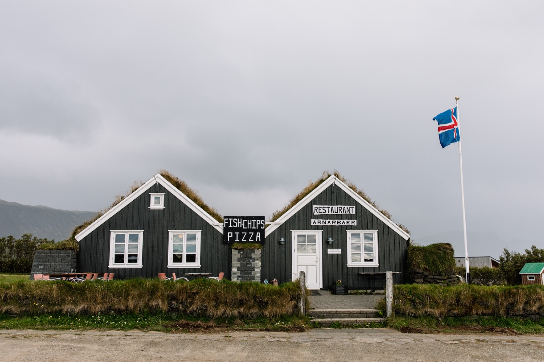 Arnarstapi Iceland - Snaefellsnes peninsula