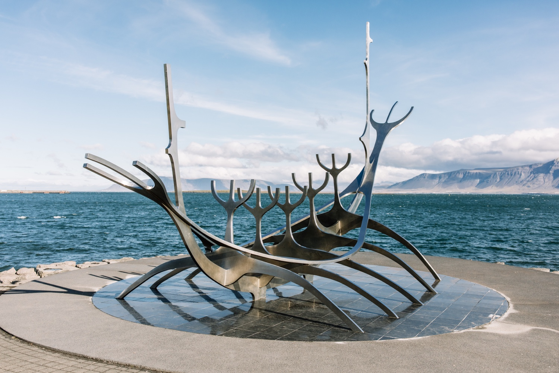 Reykjavík Iceland - destination wedding photographer