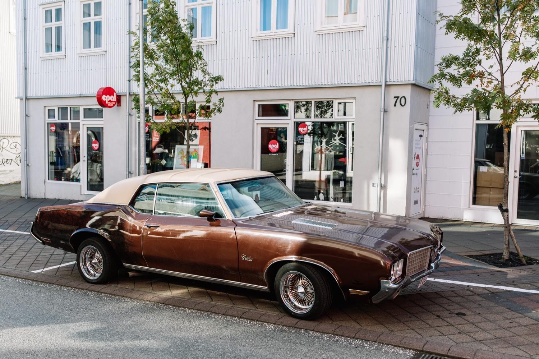 Reykjavík Iceland - traveling photographer