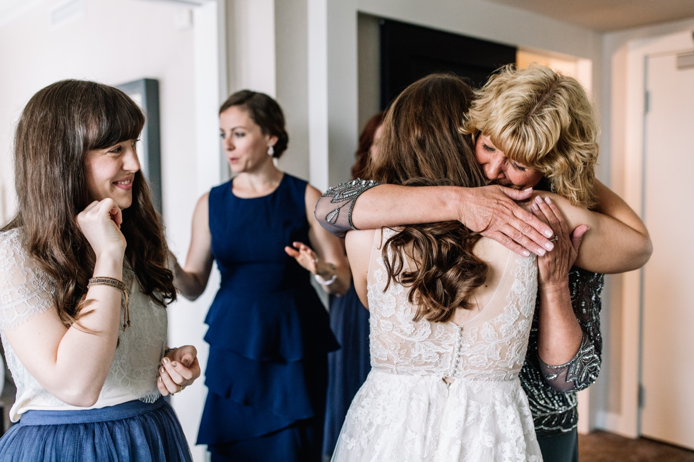 Emotional Candid Wedding Photos