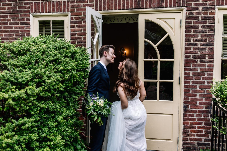 Romantic Wedding Photos Pennsylvania