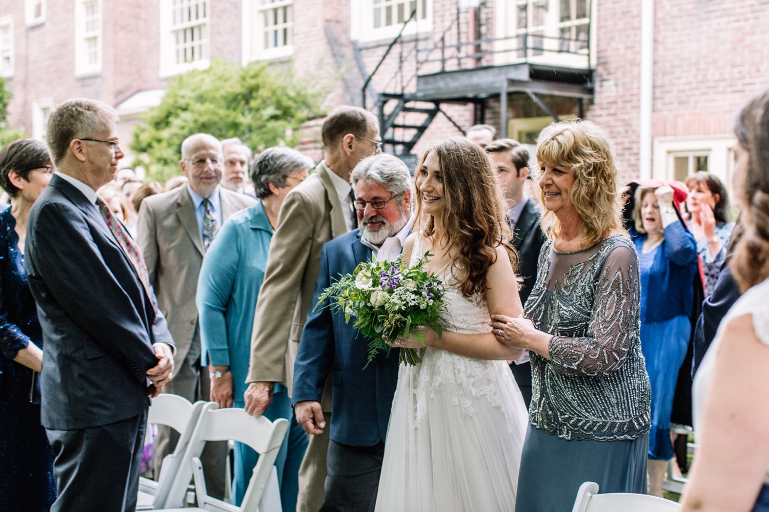 Emotional Wedding Moments in Photos - Ceremony