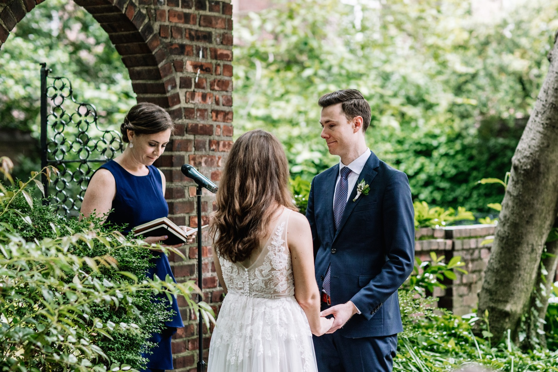 Colonial Dames Society Wedding Philadelphia