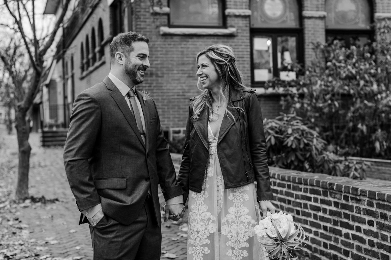 West Chester PA Wedding Photographer - Abby & Bryan
