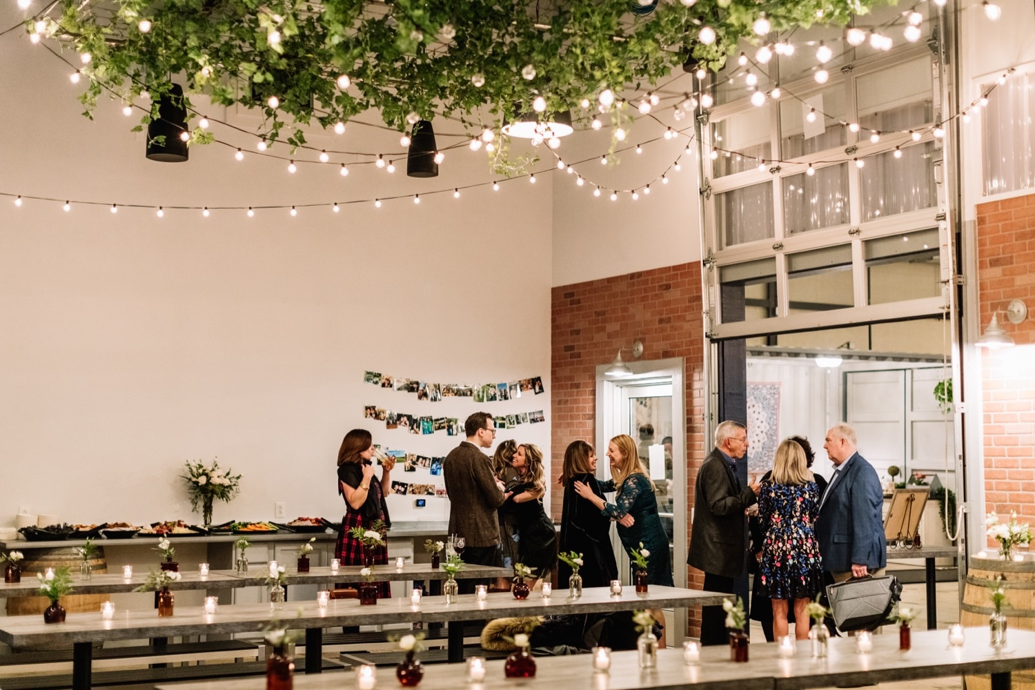 Surprise Wedding at Workhorse Brewing King of Prussia