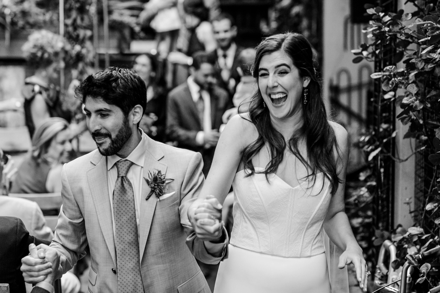 Talula's Garden Wedding Philadelphia