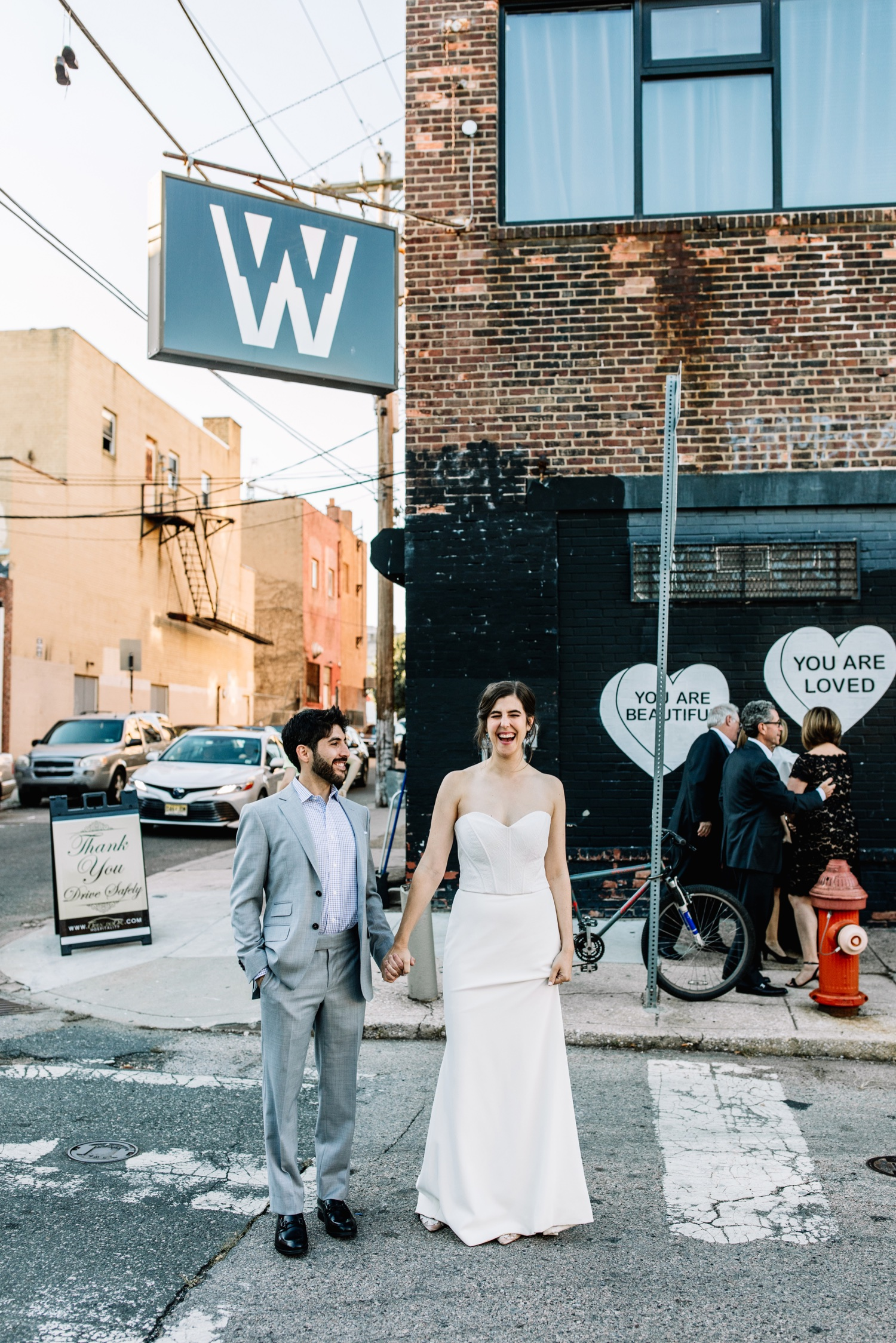 Warehouse on Watts Philadelphia Wedding