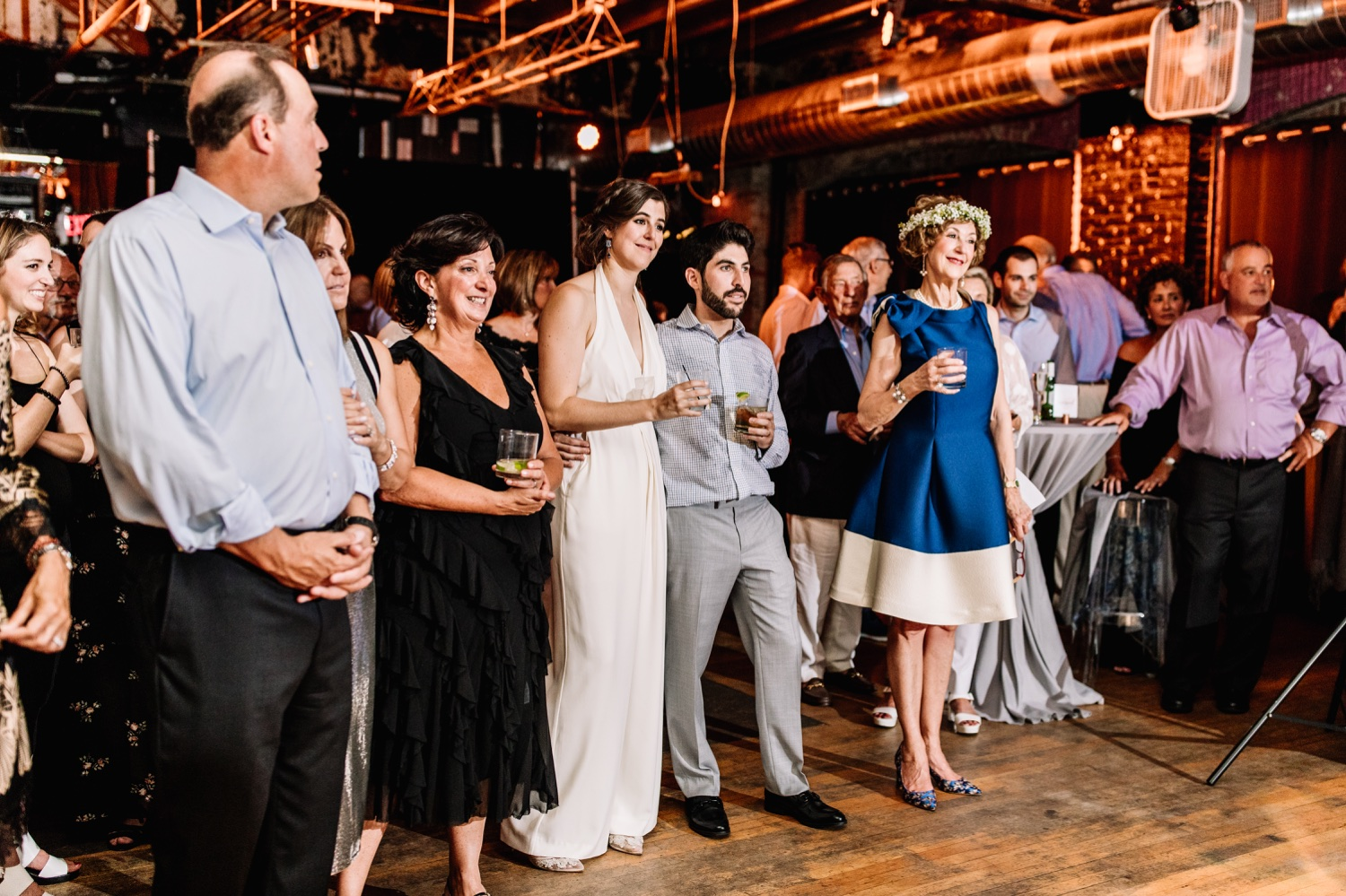 Industrial Warehouse Wedding Philadelphia