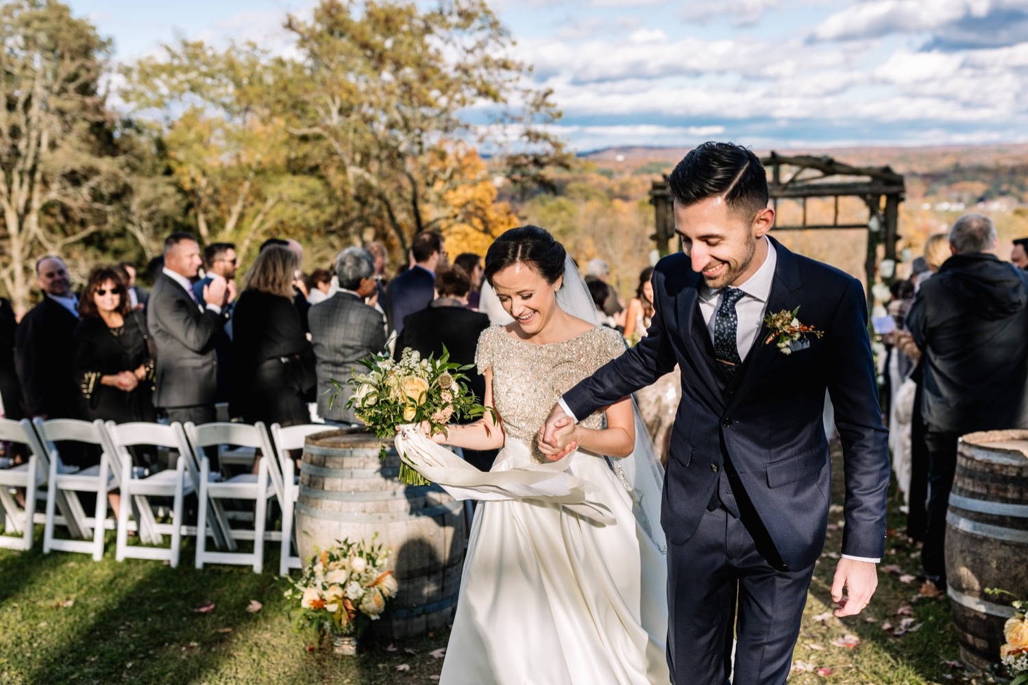 Beacon NY Hudson Valley Wedding Photographer