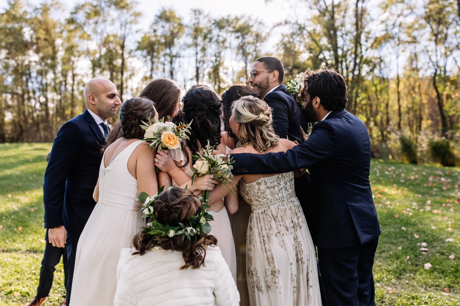 Hudson New York Upstate Wedding Photos