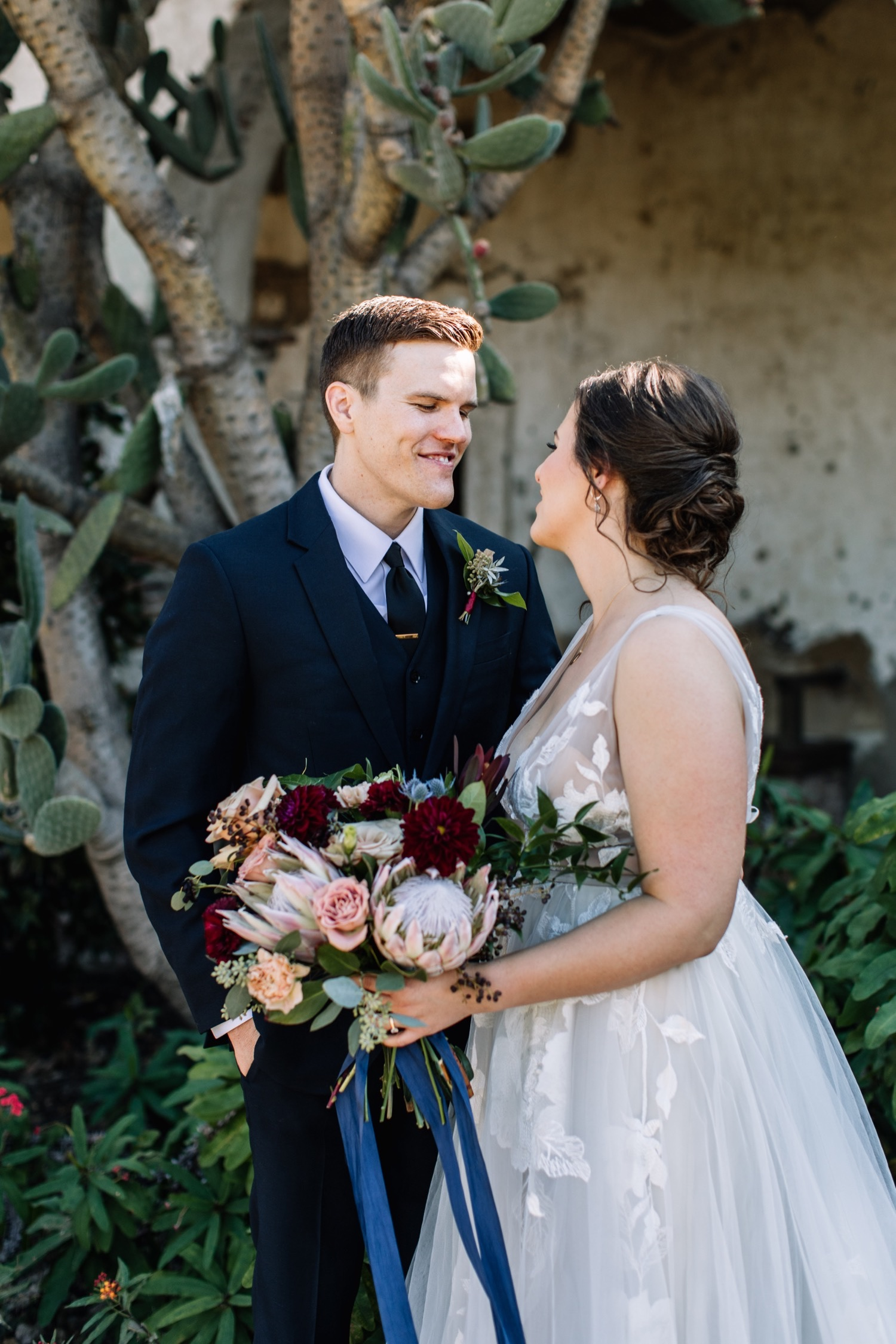 Non-Traditional Los Angeles Wedding Photographers