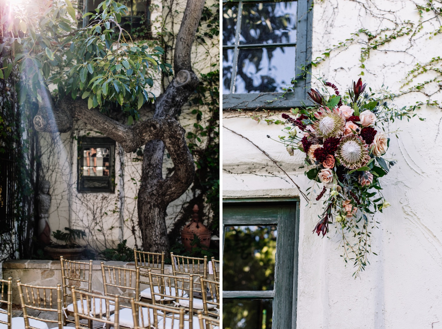 Outdoor Boho Wedding California Inspiration