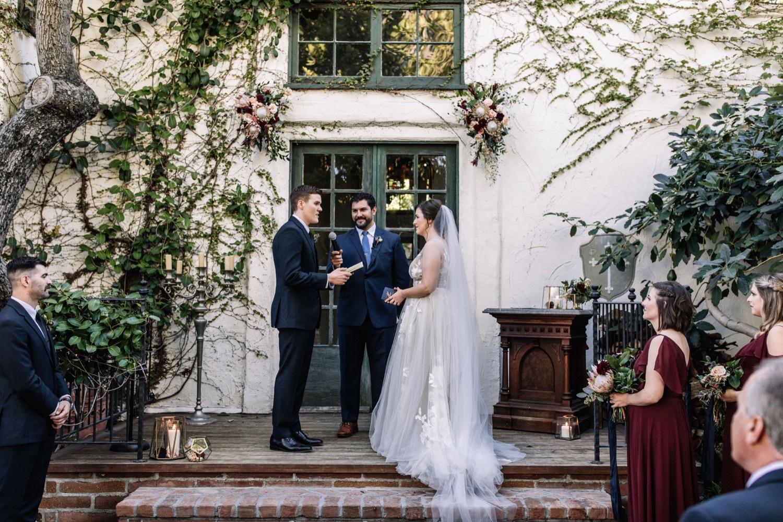 Outdoor Garden Wedding Venues Los Angeles