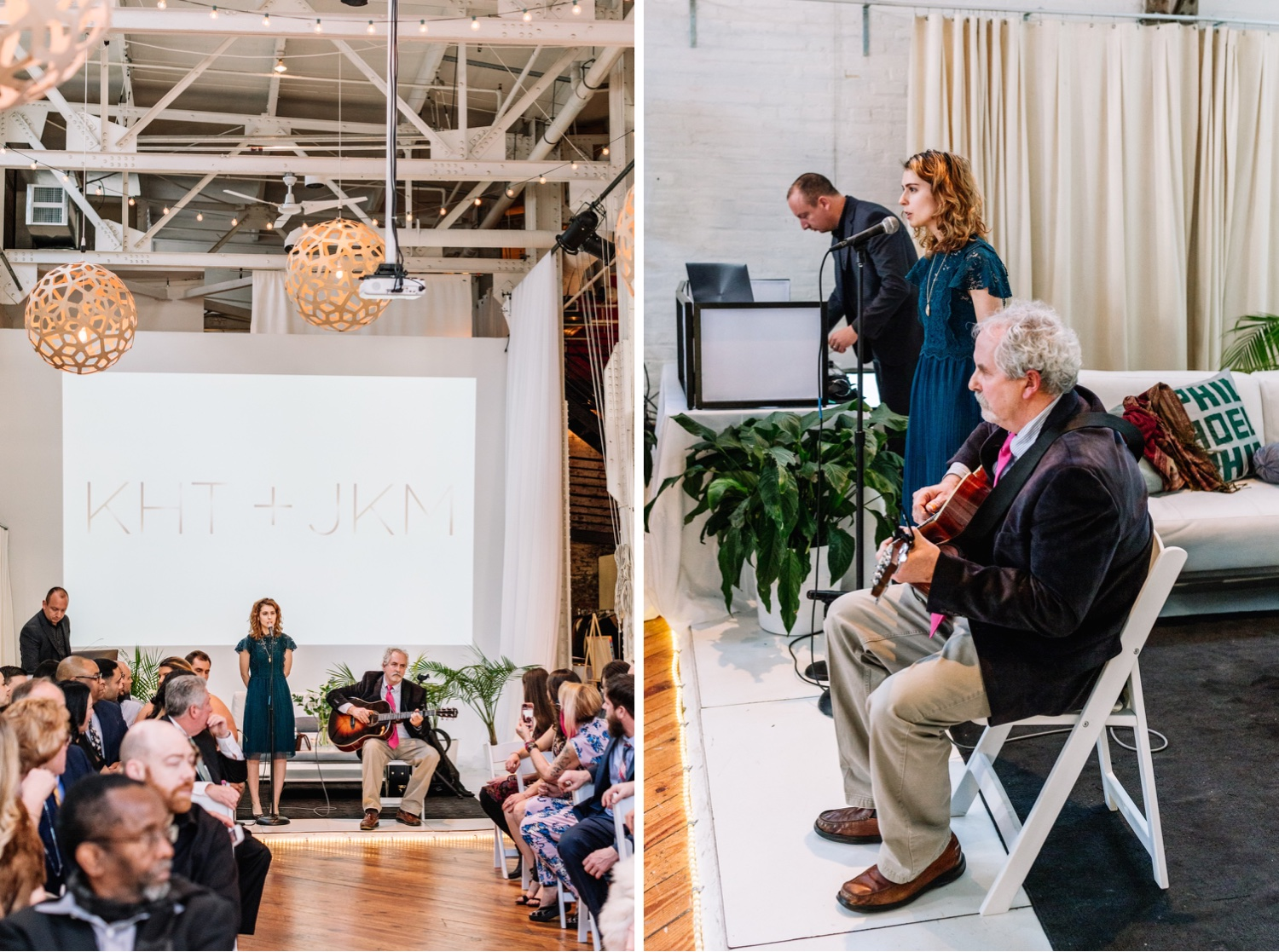 Industrial Loft Wedding - Power Plant Productions