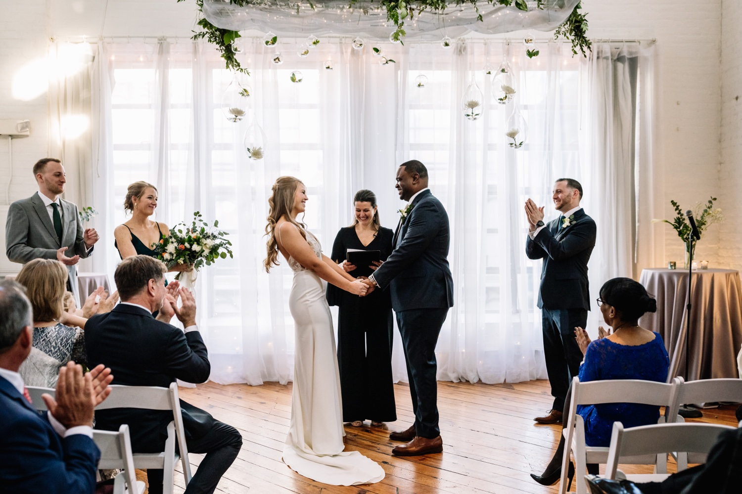 Modern Wedding Photography Philadelphia - Power Plant Productions