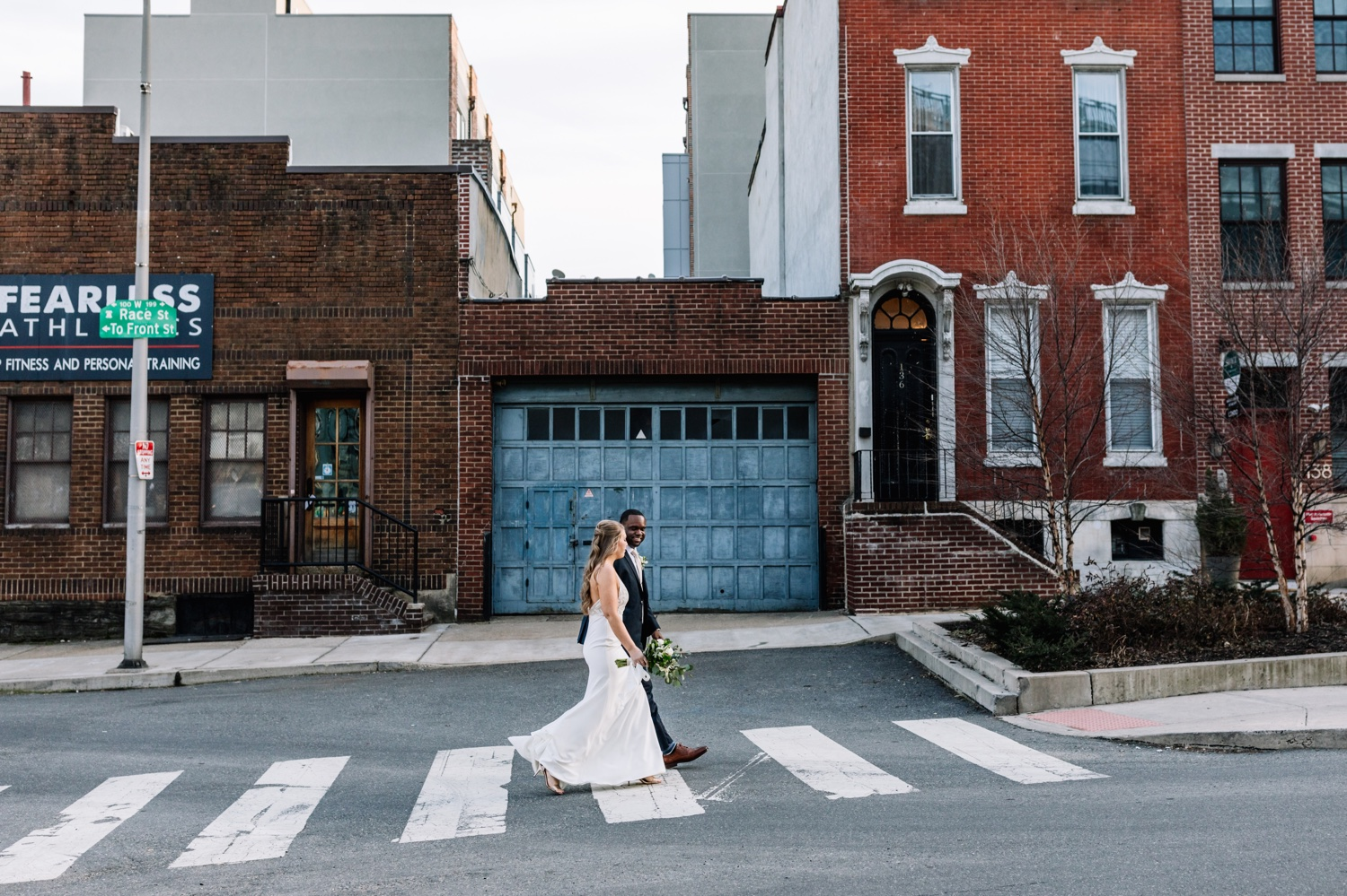 Old City Philadelphia Wedding Photography