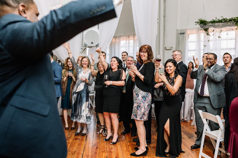 Power Plant Productions Philadelphia Wedding