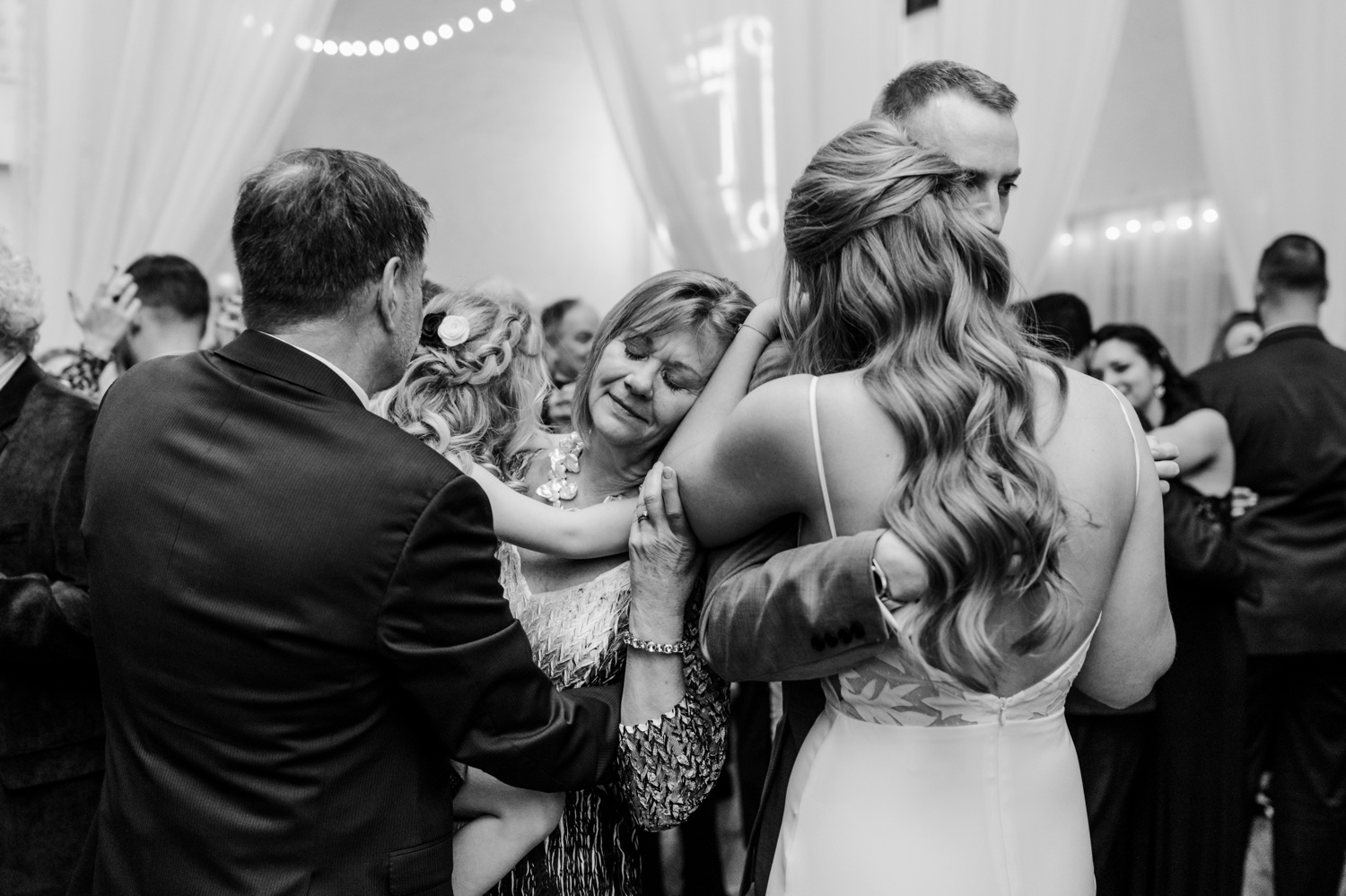 Emotional Candid Wedding Photography